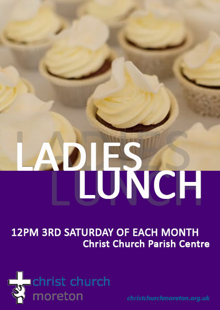 Ladies Lunch at Christ Church Moreton